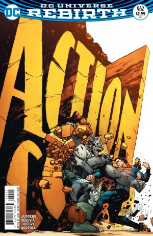 Action Comics # 962