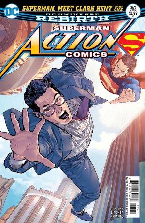 Action Comics # 963