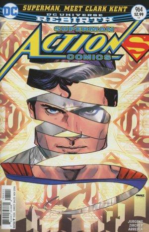 Action Comics # 964