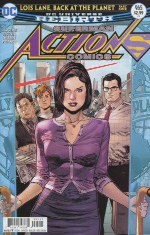 Action Comics # 965
