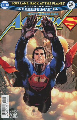 Action Comics # 966