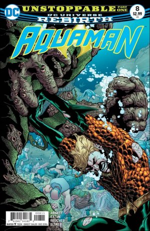 Aquaman # 8 Issues V8 (2016 - Ongoing) - Rebirth