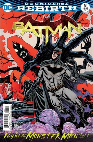 Batman # 8 Issues V3 (2016 - Ongoing) - Rebirth