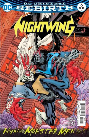 Nightwing # 6 Issues V4 (2016 - Ongoing) - Rebirth