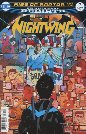 Nightwing # 7 Issues V4 (2016 - Ongoing) - Rebirth