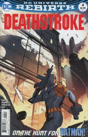Deathstroke # 4
