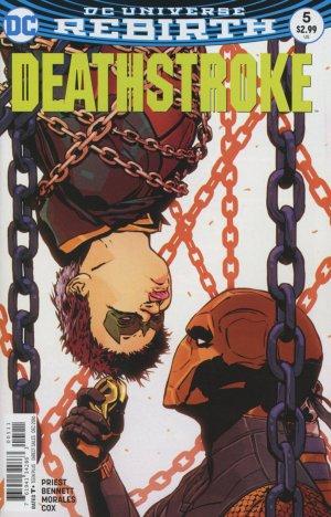 Deathstroke # 5