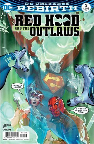 Red Hood and The Outlaws # 3 Issues V2 (2016 - Ongoing) - Rebirth