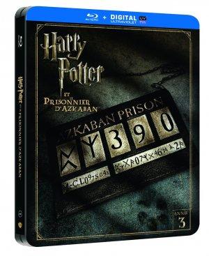 Harry Potter et le Prisonnier d'Azkaban édition Steelbook