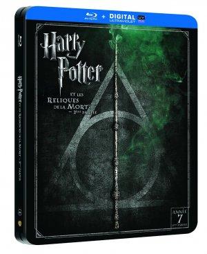 Harry Potter et les reliques de la mort - partie 2 édition Steelbook