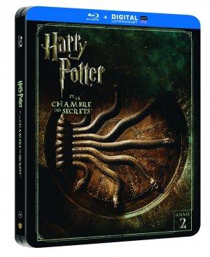 Harry Potter et la Chambre des Secrets édition Steelbook