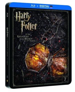 Harry Potter et les reliques de la mort - partie 1 édition Steelbook