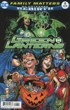 Green Lanterns 8 - Family Matters Part Two: All Hallows' Eve
