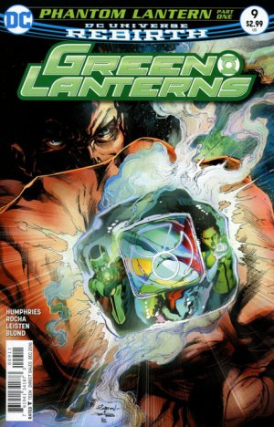 Green Lanterns 9 - The Phantom Ring - Part 1