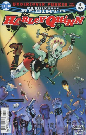 Harley Quinn # 5 Issues V3 (2016 - Ongoing) - Rebirth