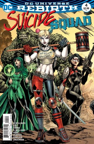 Suicide Squad # 4 Issues V5 (2016 - 2019) - Rebirth