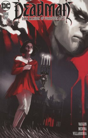 Deadman - Dark Mansion of Forbidden Love édition Issues (2016 - Ongoing)
