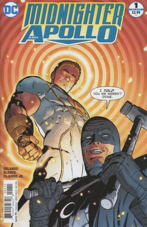 Midnighter and Apollo édition Issues (2016 - 2017)