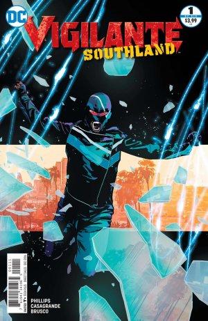 Vigilante Southland édition Issues (2016 - 2017)