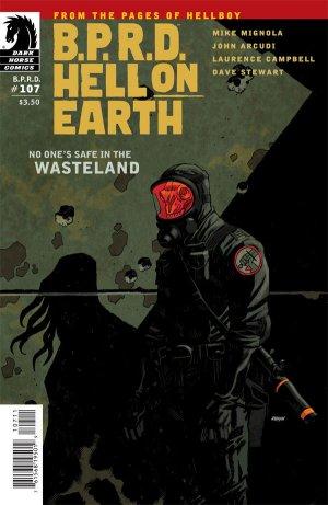 B.P.R.D - L'Enfer sur Terre édition Issues (2013 - 2016)