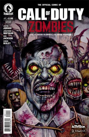 Call of Duty - Zombies édition Issues (2016 - Ongoing)