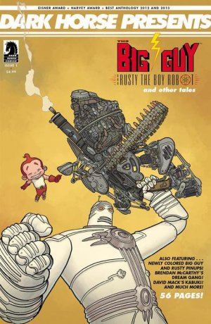 Dark Horse Presents édition Issues V3 (2014 - Ongoing)
