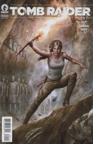 Lara Croft - Tomb Raider édition Issues V3 (2016 - 2017)