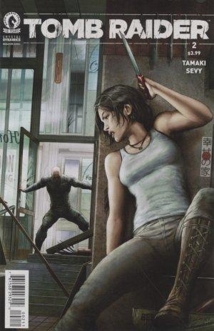 Lara Croft - Tomb Raider # 2 Issues V3 (2016 - 2017)