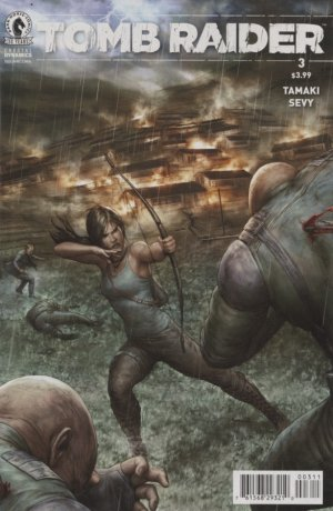 Lara Croft - Tomb Raider # 3 Issues V3 (2016 - 2017)