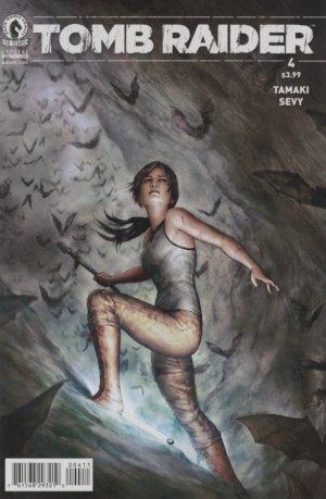 Lara Croft - Tomb Raider # 4 Issues V3 (2016 - 2017)