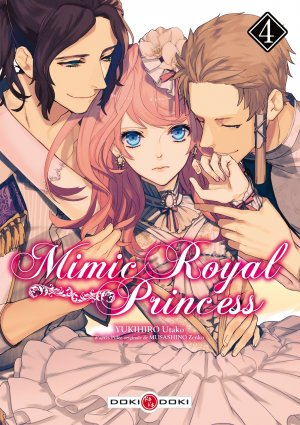 Mimic Royal Princess 4 simple