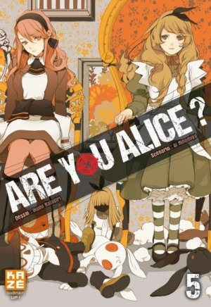 Are You Alice? # 5