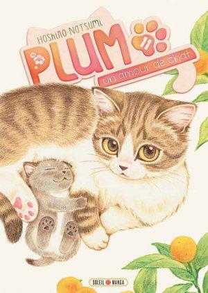 Plum, un amour de chat # 11
