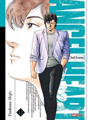 couverture, jaquette Angel Heart - Saison 2 12  (Panini manga)