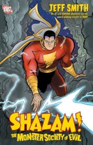 Shazam contre la Société des Monstres édition TPB hardcover (cartonnée)