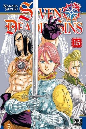 Seven Deadly Sins # 16