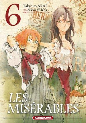 couverture, jaquette Les Misérables 6  (Kurokawa)