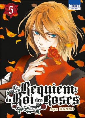 couverture, jaquette Le Requiem du Roi des Roses 5  (Ki-oon)