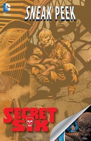 DC Sneak Peek - Secret Six édition Issues