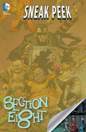 DC Sneak Peek - Section Eight édition Issues