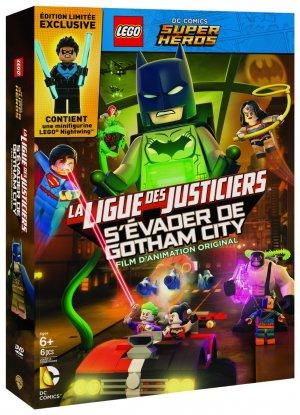 LEGO DC Super Heroes : La Ligue des Justiciers - S'évader de Gotham City édition Limitée