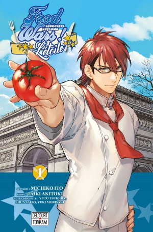 Food wars - L'Étoile édition Simple