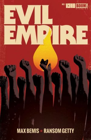 Evil Empire édition Issues (2014 - 2015)
