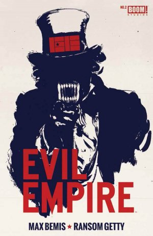 Evil Empire # 2 Issues (2014 - 2015)