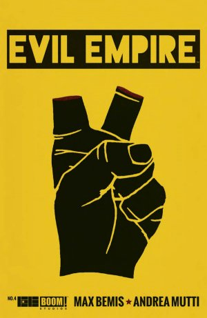Evil Empire # 4 Issues (2014 - 2015)