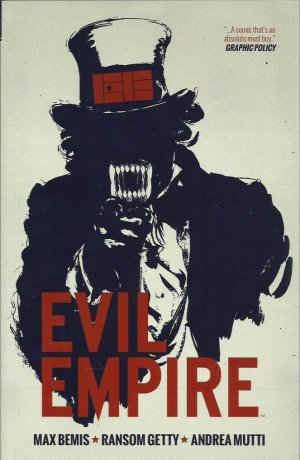 Evil Empire édition TPB softcover (souple)