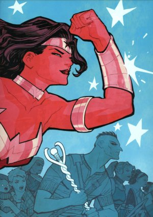 Wonder Woman by Brian Azzarello and Cliff Chiang édition Absolute (hardcover)