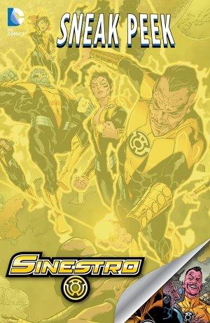 DC Sneak Peek - Sinestro édition Issues