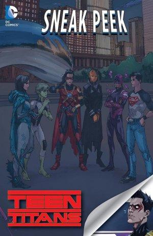 DC Sneak Peek - Teen Titans édition Issues
