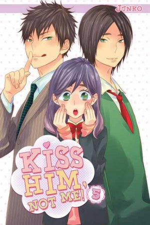 Kiss him, not me T.5